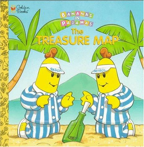 9780307129734: The Treasure Map (Bananas in Pajamas)