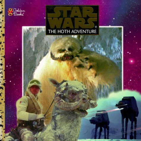 9780307129840: The Hoth Adventure (Star Wars)