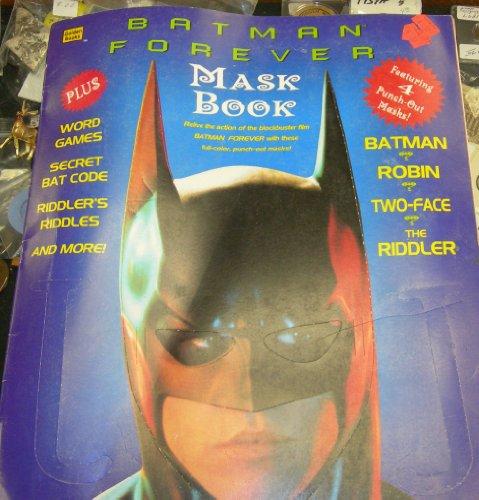 9780307129901: Batman Forever Mask Book