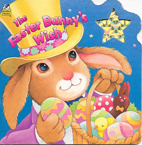 The Easter Bunny's Wish (Deluxe Super Shape Books) (030713041X) by Justine Korman; Maggie Swanson
