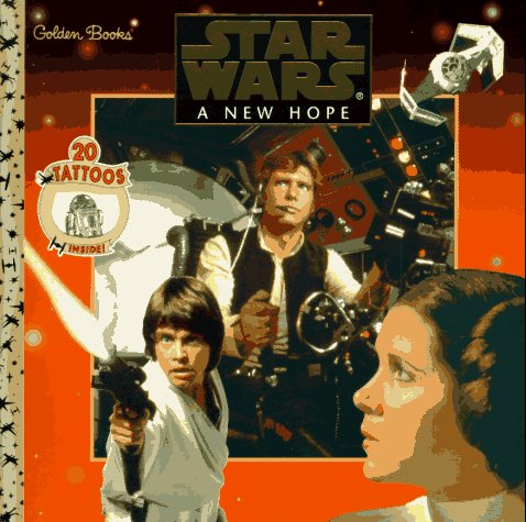 9780307130679: Star Wars -- A New Hope