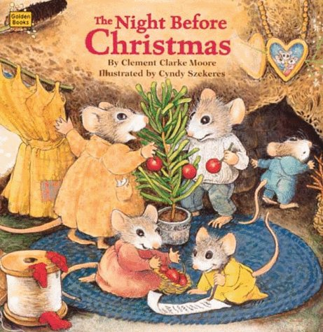 9780307130808: The Night Before Christmas