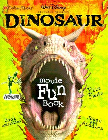 9780307130921: Walt Disney Picture Presents Dinosaur: Movie Fun Book (Paperback Plus)