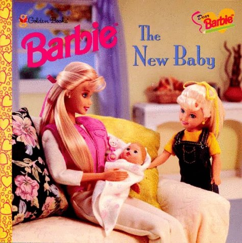9780307131546: The New Baby (Barbie)