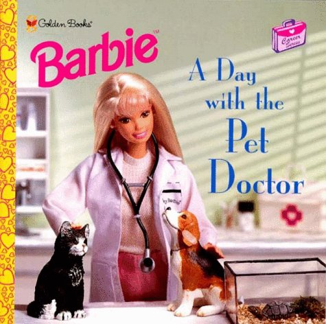 9780307131829: Career Series: A Day with the Pet Doctor (Look-Look)