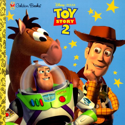 9780307132543: Toy Story 2 (Look-Look Book)