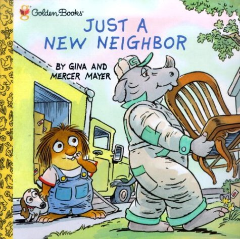 9780307132659: Just a New Neighbor (Look-Look)