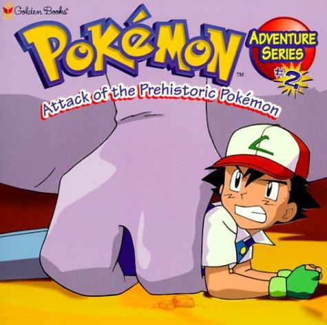 9780307132673: Attack of the Prehistoric Pokemon (Look-Look)