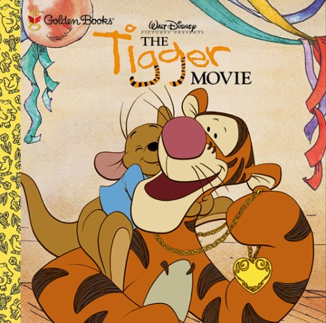 9780307132680: The Tigger Movie (A golden storybook)