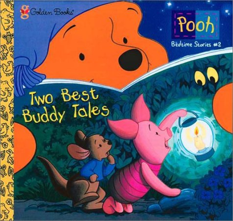 9780307132697: Two Best Buddy Tales (Pooh Bedtime Stories, No 2)