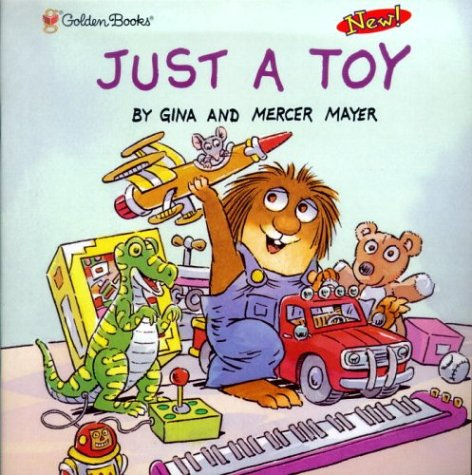 9780307132796: Just a Toy (Golden Storybooks)