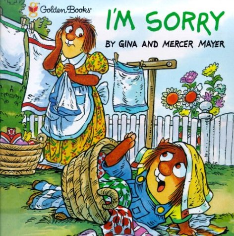 9780307132819: I'm Sorry (Look-Look)
