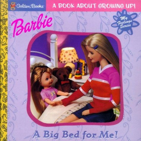 9780307132826: Barbie: A Big Bed for Me! (My Feelings)