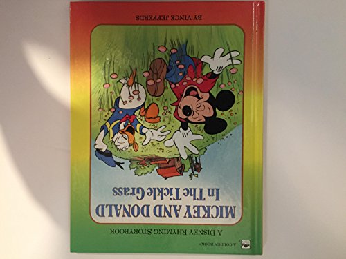 Mickey and Donald in the tickle grass (A Disney rhyming storybook) (9780307133038) by Jefferds, Vincent H