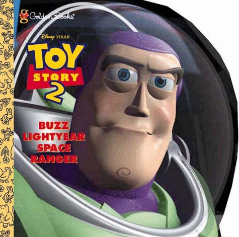 9780307133250: Buzz Lightyear: Space Ranger (Super Shape Book)