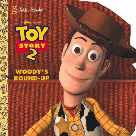 9780307133267: Woody's Round-up: Toy Story 2 (Super Shape Book)