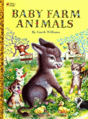 9780307135018: Baby Farm Animals (A Golden Book)