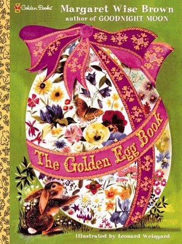9780307135025: The Golden Egg Book (Golden Lap Book)