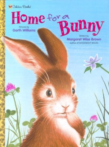9780307135032: Home for a Bunny A Golden Lap Book