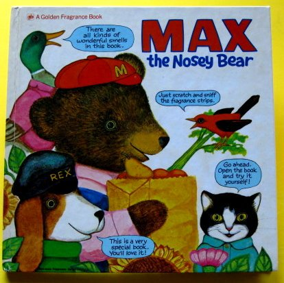 9780307135407: Max: The Nosey Bear