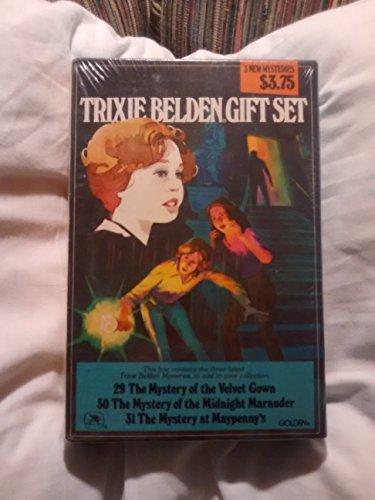 9780307136237: Trixie Belden Gift Set