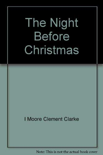 The Night Before Christmas: Szekeres, Cyndy, Moore, Clement Clarke