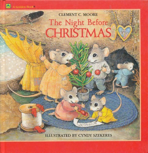 9780307137500: The Night Before Christmas (A Golden Book)