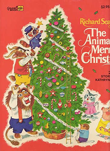 9780307137739: Title: The Animals Merry Christmas