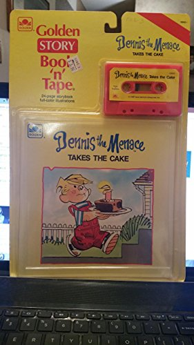 9780307139924: Dennis The Menace (Golden Story Book 'N' Tapes)