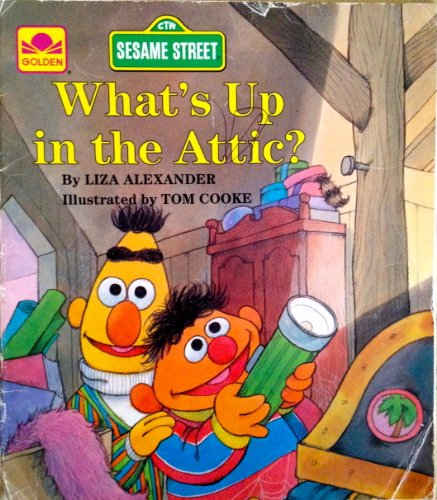 9780307140296: What's Up in the Attic? (Little Golden Book)