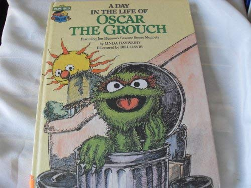 9780307140302: A Day in the Life of Oscar Grouch