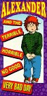 9780307141224: Alexander and The Terrible Horrible No Good Very Bad Day [VHS]