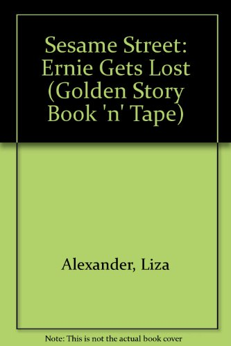 9780307141569: Ernie Gets Lost (Golden Story Book 'n' Tape)