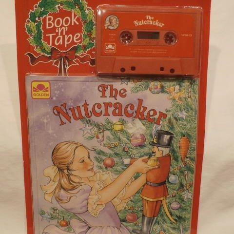 9780307141644: The Nutcracker (Golden Story Book 'n' Tape)