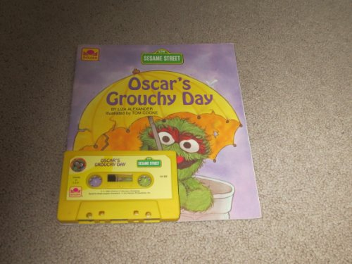 Oscar's Grouchy Day (Golden Story Book 'n' Tape Series): Golden Books