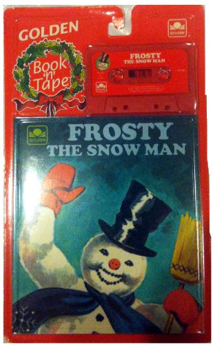 9780307141927: Frosty The Snowman (Golden Book N Tape)