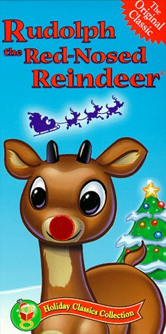 9780307142450: Rudolph the Red Nosed Reindeer [VHS]