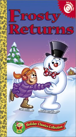 9780307142474: Frosty Returns [VHS]
