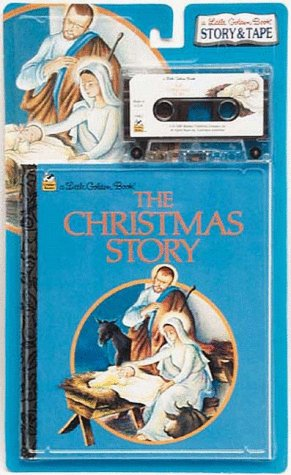 9780307144577: The Christmas Story (Golden Book 'n' Tapes Series)