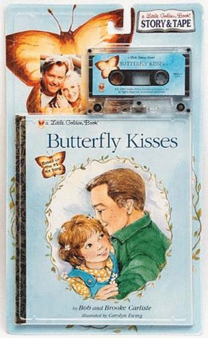 9780307144621: Butterfly Kisses (Little Golden Book)