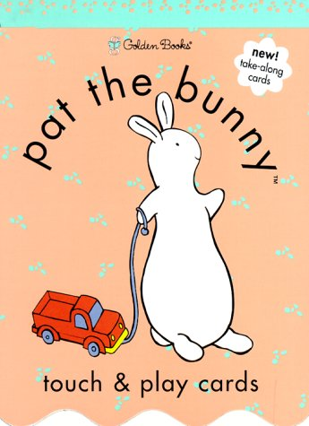 9780307150257: pat the bunny touch and play cards (Touch & Play Cards)