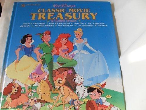 9780307155085: Walt Disney's Classic Movie Treasury