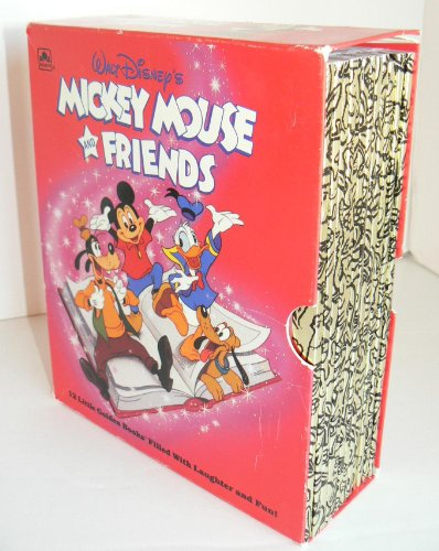 9780307155351: Mickey Mouse and Friends (12)
