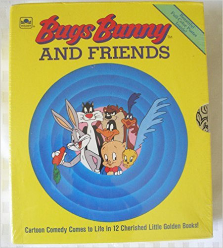 Bugs Bunny and Friends (12): Golden, Little