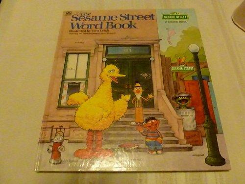 Sesame Street Word Book (0307155498) by Golden Books