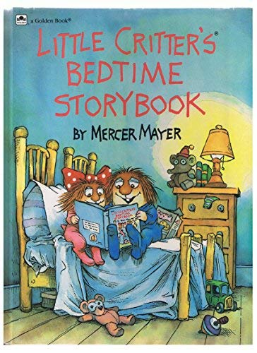 9780307155887: Little Critters Bedtime Storybook