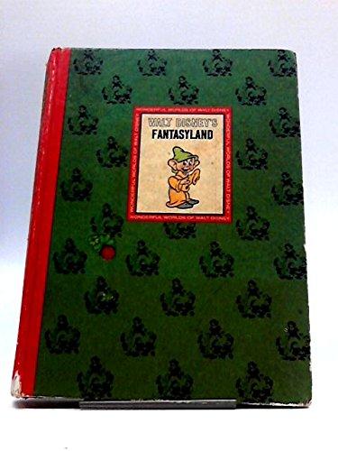 9780307155900: The Wonderful Worlds of Walt Disney Fantasyland