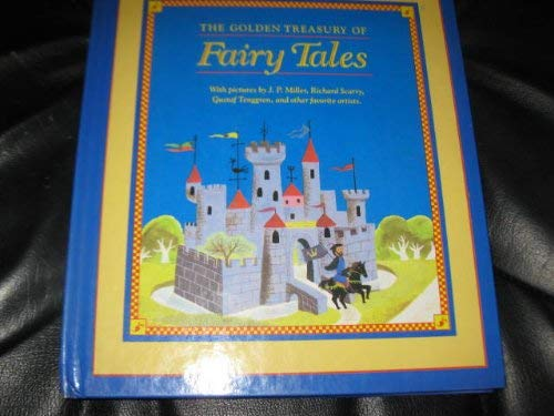 9780307155948: The Golden Treasury Of Fairy Tales