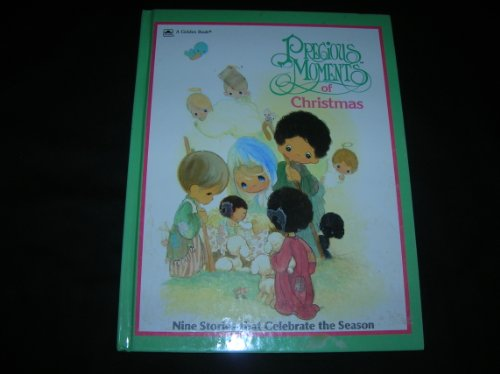 9780307155986: Precious Moments of Christmas (Big Golden Book)