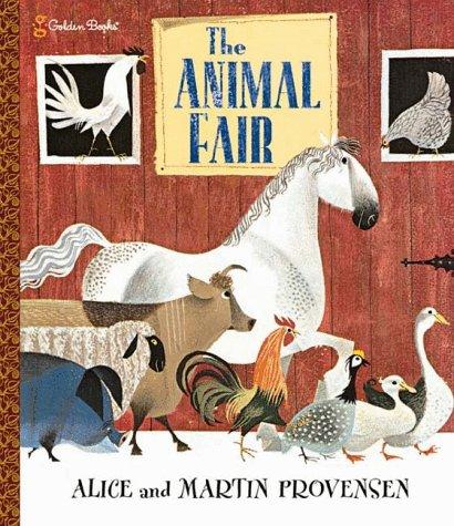 9780307156143: The Animal Fair (Golden Books Classics)